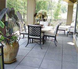 Pedestal roof deck application