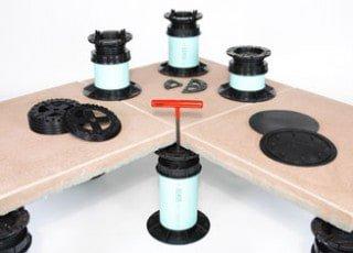 Pedestal Paver System