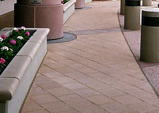 Measure and mark out your walkway.